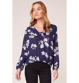 JACK BY BB DAKOTA Falling For It Blouse
