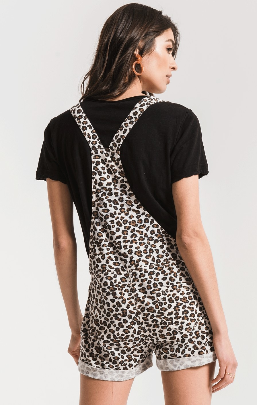 Z Supply The Multi Leopard Short Overall
