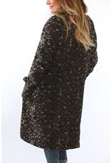Greylin Mika Soft Leopard Coat
