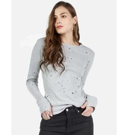 Michael Lauren Mathis L/S Fitted Top
