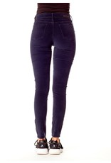 ARTICLES OF SOCIETY Hilary High Rise Velvet Skinny