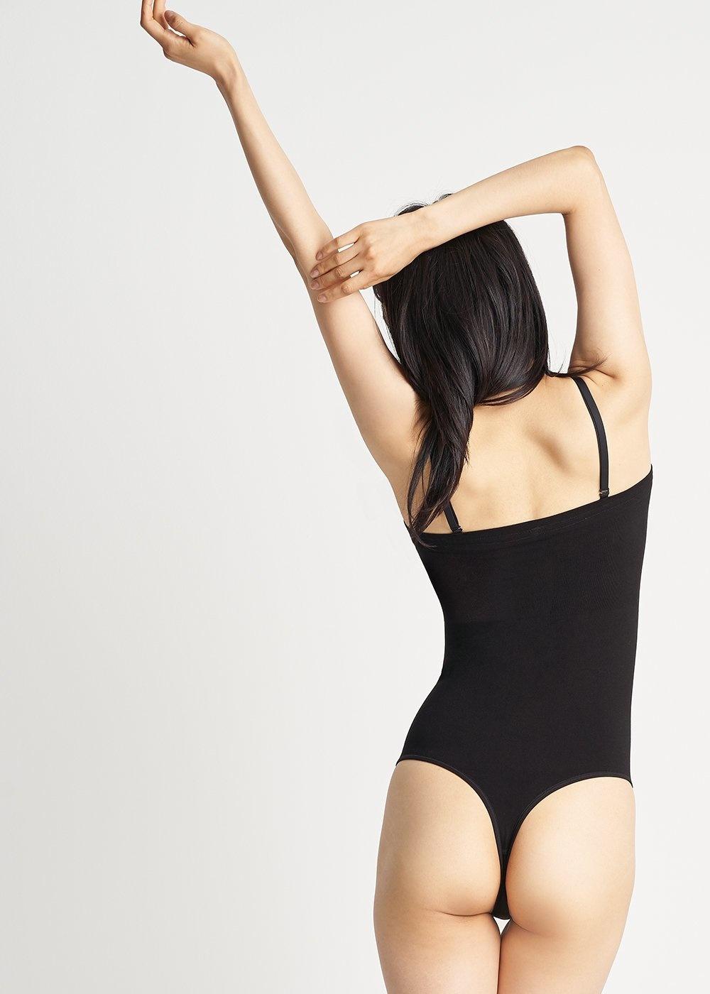 Yummie Geri Strapless Shaping Bodysuit