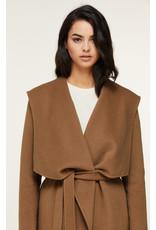 Soia & Kyo Samia Double Face Wool Coat