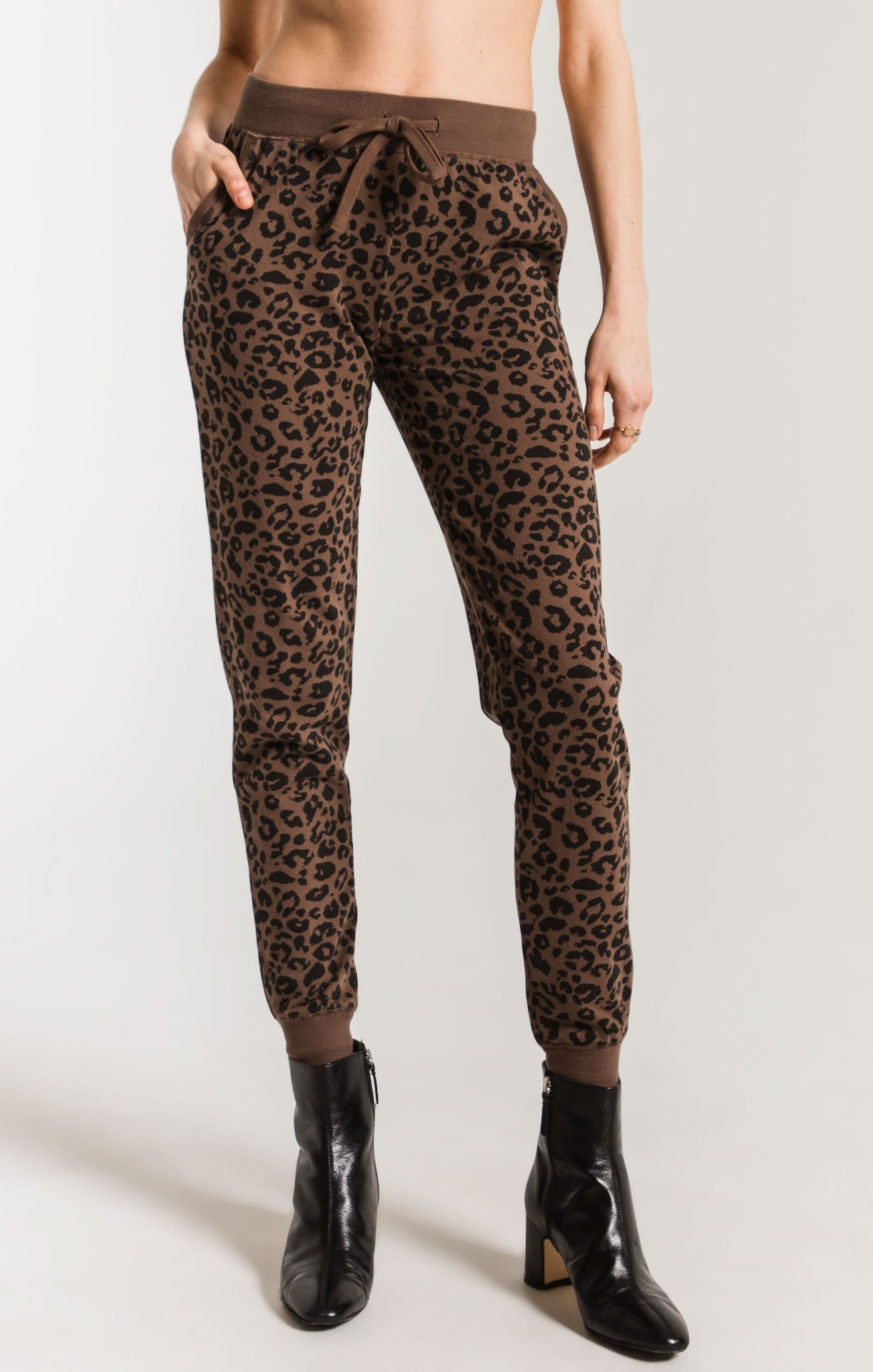 Z Supply The Leopard Jogger