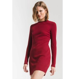 Z Supply Thermal L/S Dress