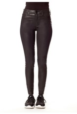 ARTICLES OF SOCIETY Hilary High Rise Coated Skinny