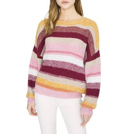 Sanctuary Clothing Blur the Lines Stripe Sweater