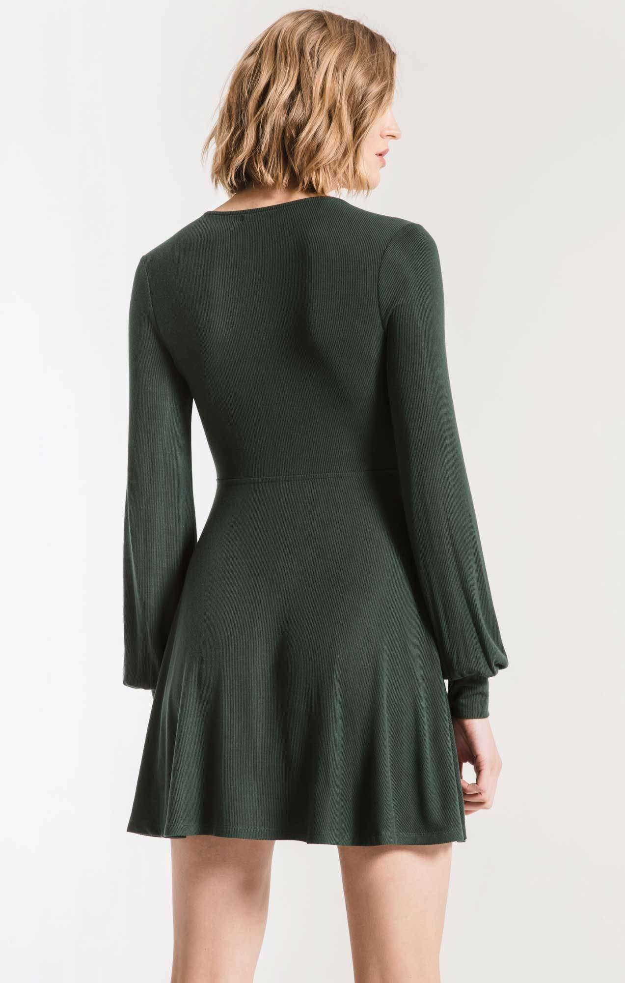 Z Supply The Micro Rib Dress