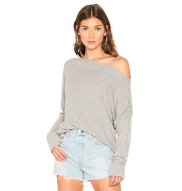 Michael Lauren Santos Drop Shoulder Boatneck