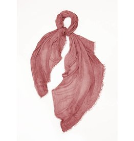 Look by M VINTAGE COTTON LONG SCARF