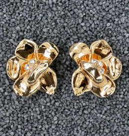Jewelry VCExclusives: Flo Gold with CZ's