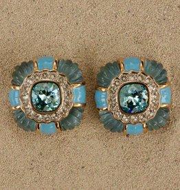 Jewelry VCExclusives: Agnes Aquamarine Blue