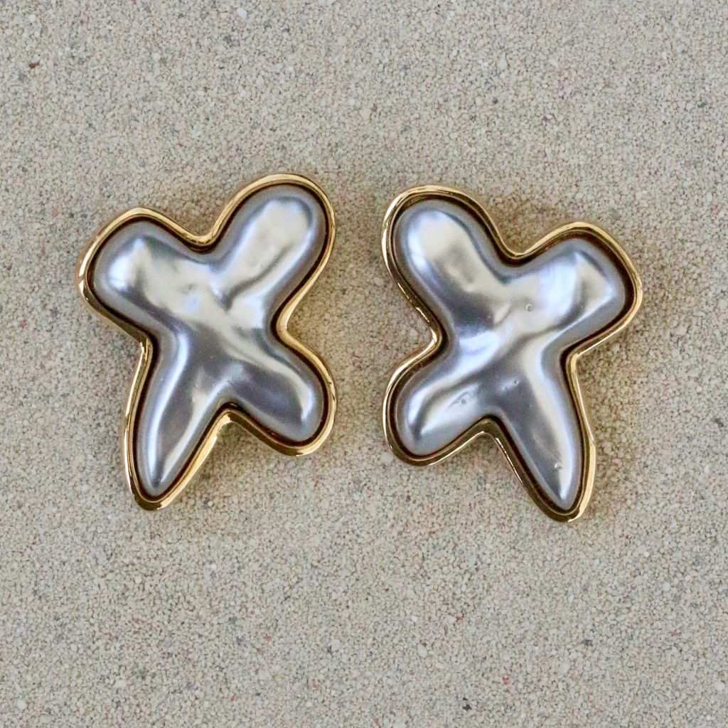Jewelry VCElusives: Pearl X / Gray