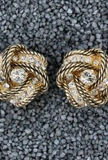 Jewelry VCExclusives: Heather Antique Gold and CZ's