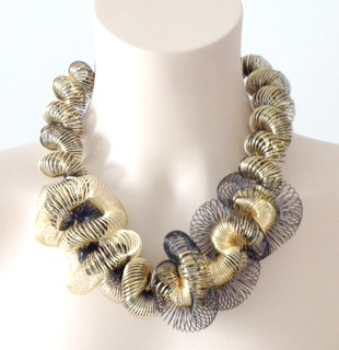 Jewelry VCExclusives: Volute Gold and Black