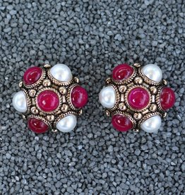 Jewelry VCExclusives: Dottie Pearl and Red Cluster