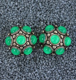 Jewelry VCExclusives: Dottie Green Cluster