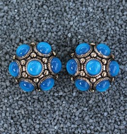 Jewelry VCExclusives: Dottie Blue Cluster