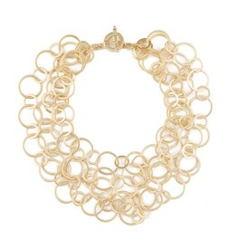 Jewelry VCExclusives: Long Loops Gold