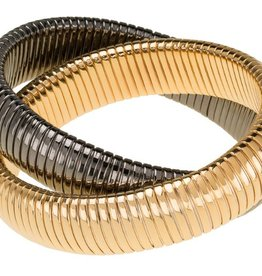 Jewelry VCExclusives: Cobra Gold Rhodium