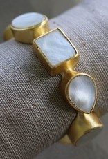 Jewelry VCExclusives: India Mother of Pearl and Gold