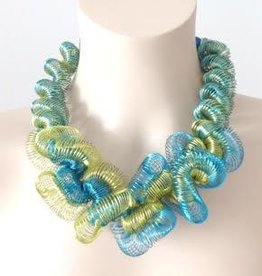 Jewelry VCExclusives: Volute Curly Lime and Aqua