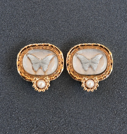 Jewelry VCExclusives: Butterfly Blue with Pearl