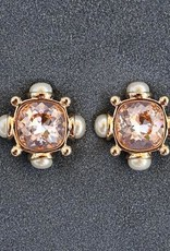 Jewelry VCExclusives: Annie Pink Pearl Pierced