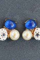 jewelry VCExclusives: Jen Blue Pearl Dots