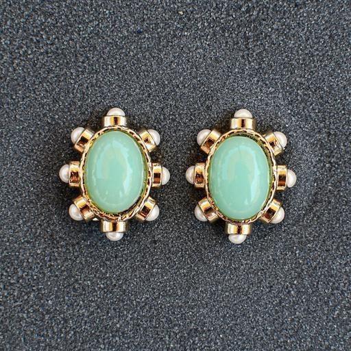 Jewelry VCExclusives: Diane Seafoam Pierced