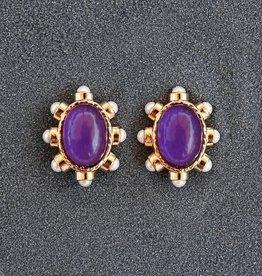 Jewelry VCExclusives: Diane Purple Pierced