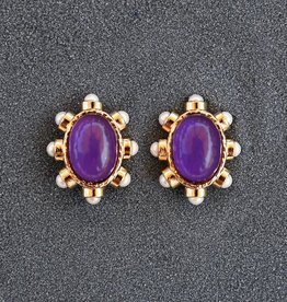 Jewelry VCExclusives: Diane Purple Clip