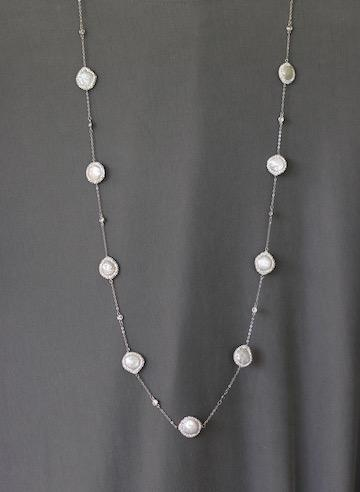 Jewelry VCElusives: Coin Silver and Pearl