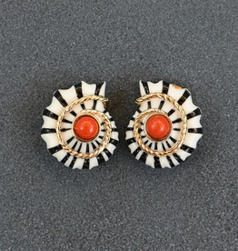 Jewelry VCExclusives: Cathrine Shell Orange