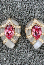 Jewelry VCExclusives: Sandra Pink and Gold with CZ
