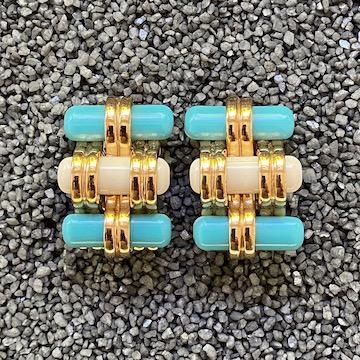 Jewelry VCExclusives: Treads Turquoise & Ivory