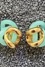 Jewelry VCExclusives: Knots / Aqua & Gold