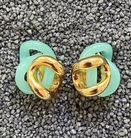 Jewelry VCExclusives: Knots / Aqua & Gold