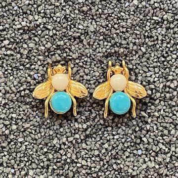 Jewelry VCExclusives: Turquoise Sweet Bee