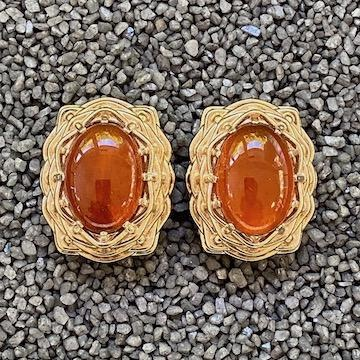 Jewelry VCExclusives: Apricot Eggs in Silver Nest
