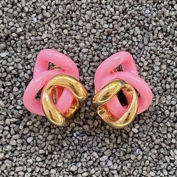 Jewelry VCExclusives: Knots / Pink & Gold