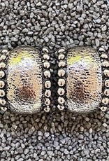 Jewelry VCExclusives: Bold Silver Textured Loops