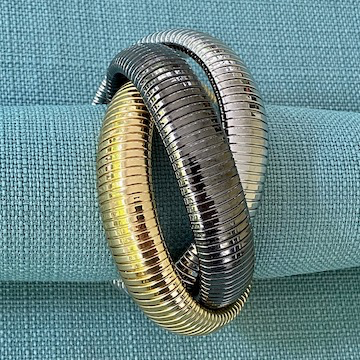Jewelry VCExclusives: Cobra with 3 metals