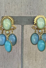 Jewelry VCExclusives; Candice Blue Green