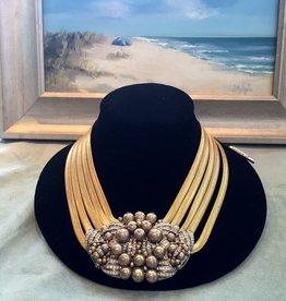 Jewelry FMontague: Princess Gorget