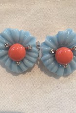 Jewelry VCExclusives: Turquoise & Coral Plumes