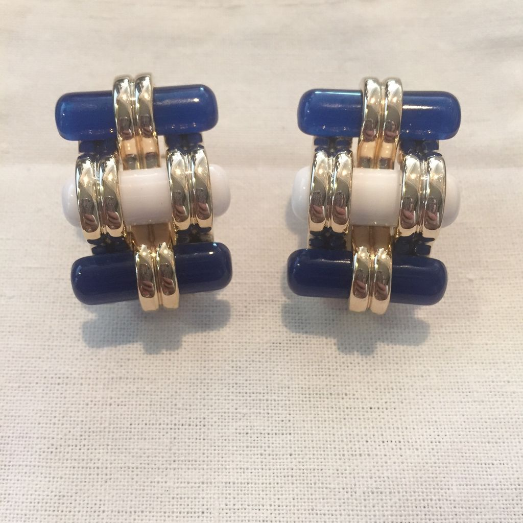 Jewelry VCExclusives: Treads Navy & Ivory