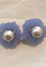 Jewelry VCExclusives: Pearl & Periwinkle Plumes