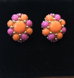 Jewelry VCExclusives: Starburts in Coral w/Pink Details
