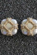 Jewelry VCExclusives: Zinnia Pearl & Gold